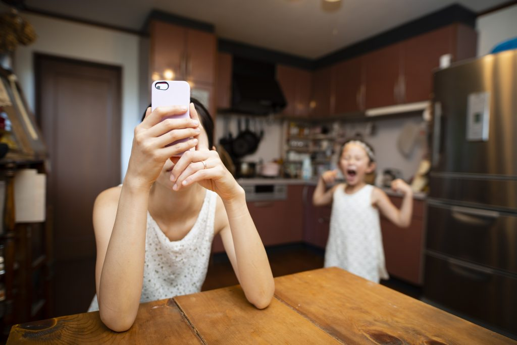 Stop Your Child From Using Their Phones At Night