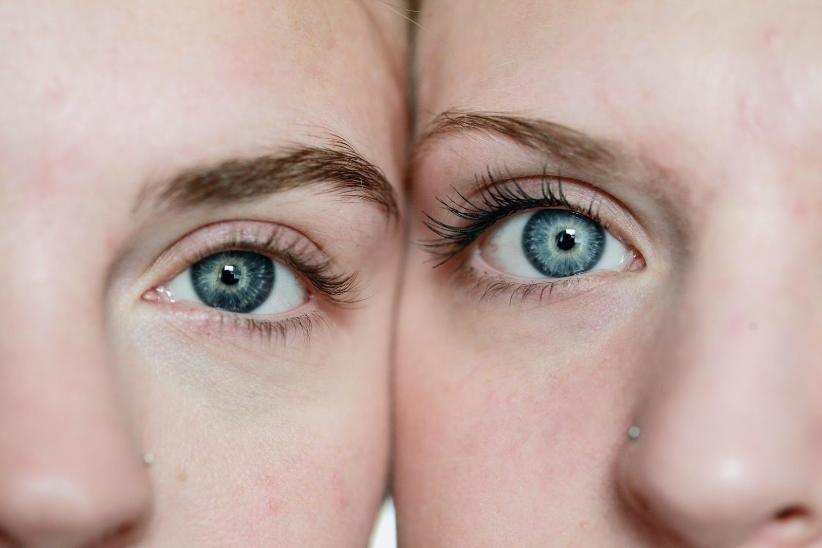seeing double vision