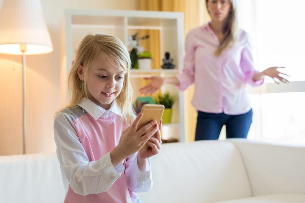 Child's Phone Addiction