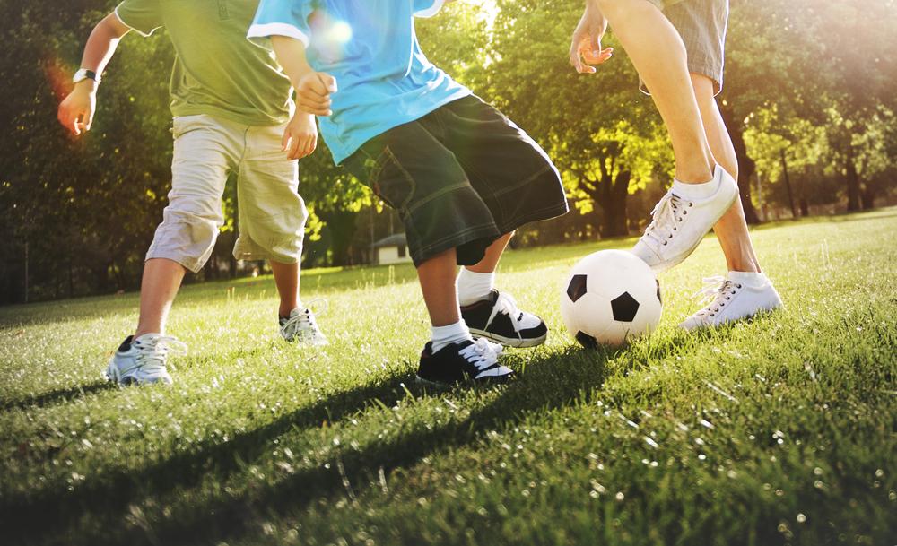 children outdoor activity