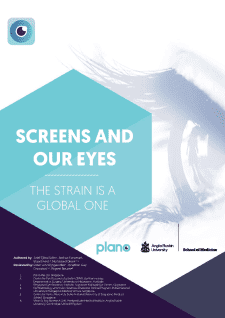 Screens and our eyes – the strain is a global one