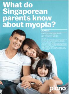 What do Singaporean parents know about myopia?