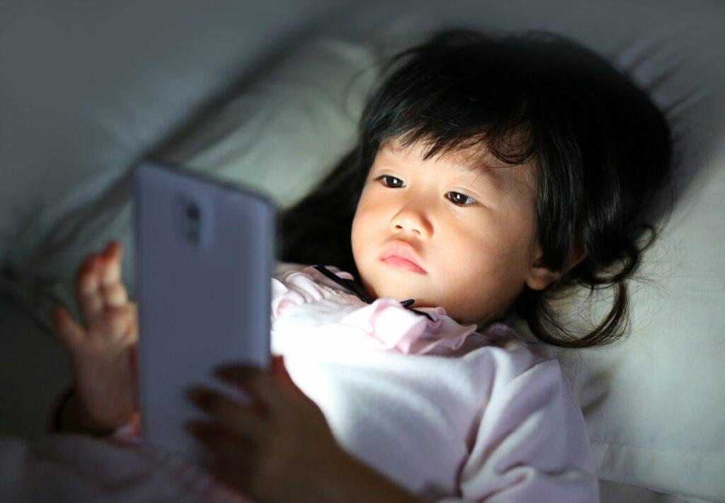 Association between screen time and childhood myopia