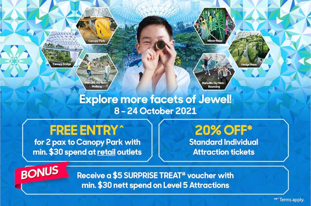 jewel changi airport promotion